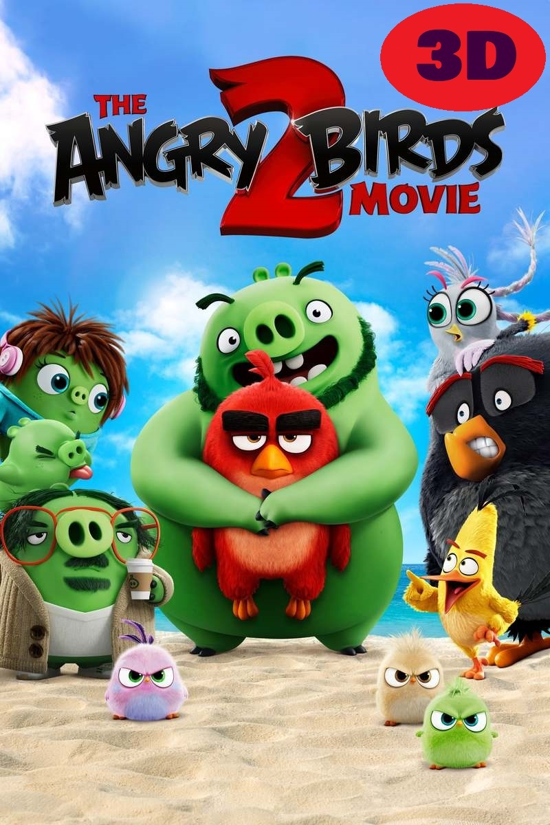 Angry Birds : Copains comme cochons 3D