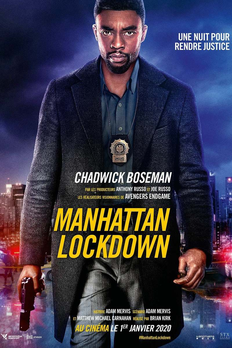 Manhattan Lockdown (21 Bridges)